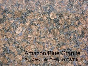 Granite colors absolute black absolute designs - Granite countertops